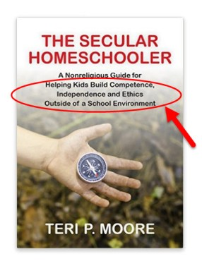 secular homeschooler